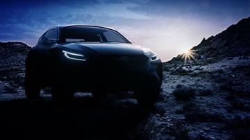 Subaru Teases Mysterious Viziv Adrenaline Concept –Gallery
