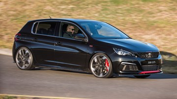 Peugeot AU Brings In Limited Edition 308 GTi Sport