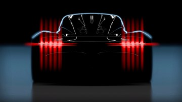 Aston Martin Teases 'Project 003' Hybrid Hypercar