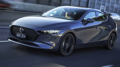 2019 Mazda 3 Jumps Upmarket, From $25k