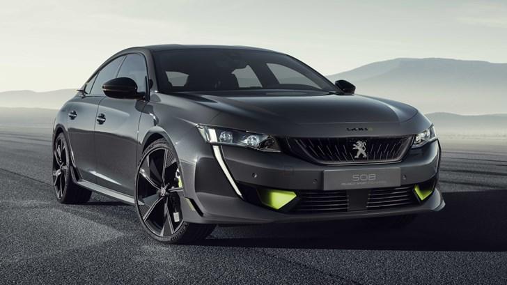 Hybrid 508 'Peugeot Sport Engineered' Concept To Debut In Geneva