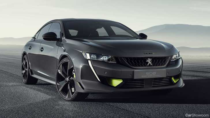 News Hybrid 508 Peugeot Sport Engineered Concept To Debut In Geneva
