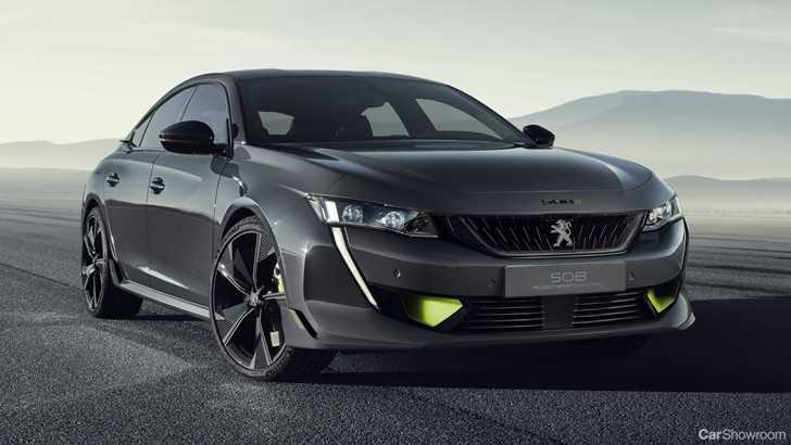 News Hybrid 508 Peugeot Sport Engineered Concept To Debut In Geneva