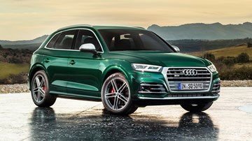 Audi Unveils SQ5 TDI Ahead Of Geneva