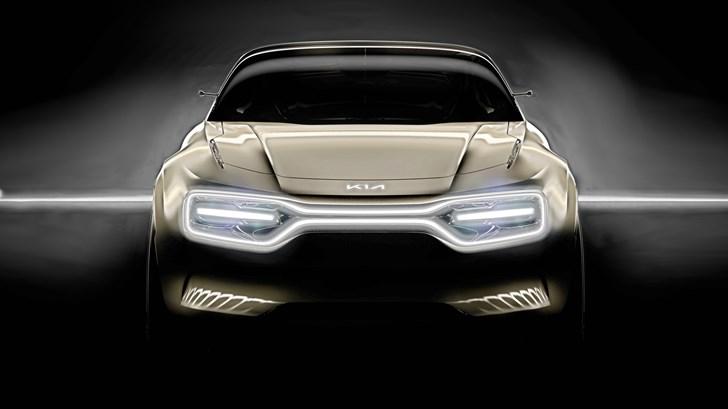Kia's EV Concept Looks Like VW's EV Concept –Gallery