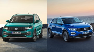 Volkswagen Nails T-Cross, T-Roc For 2020 Arrival – Gallery