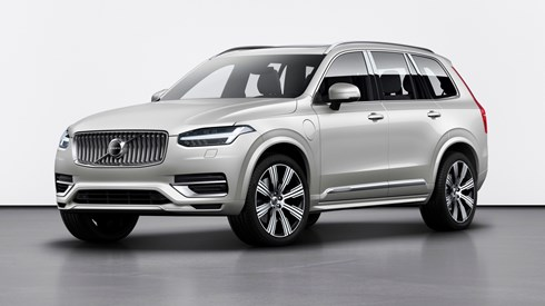2020 Volvo XC90 T8 Inscription