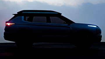 Mitsubishi Teases Engelberg Tourer Again –Gallery
