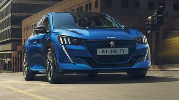 Peugeot Unwraps Next-Gen 208 and e-208 Full EV