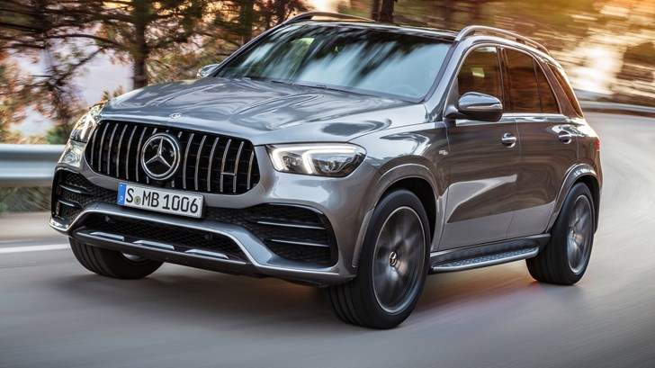 '20 Mercedes-AMG GLE53: 320kW, And Here Q4