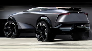 Nissan IMQ Continues Where The Others Left Off