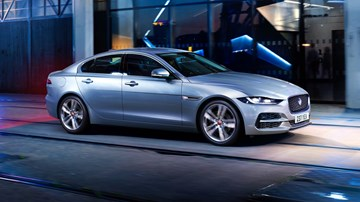 Jaguar Updates XE For MY20, Leaves 1 Engine & 2 Trims