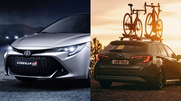 Toyota Reveals Corolla GR Sport & Corolla Trek For Europe – Gallery