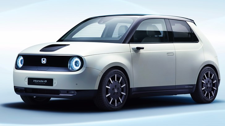 Honda e Prototype, Your Fun RWD City Runabout – Gallery