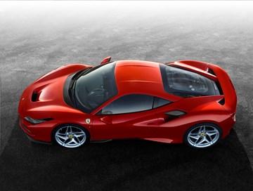 Ferrari Reveals 536kW F8 Tributo To Succeed The 488 GTB