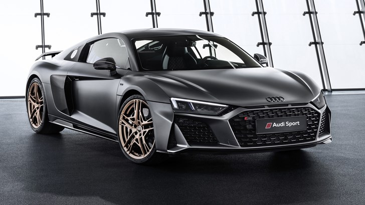 Audi Celebrates Decade Of R8 V10 With The Decennium
