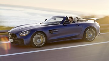 Mercedes-AMG Reveals Limited Run AMG GT R Roadster