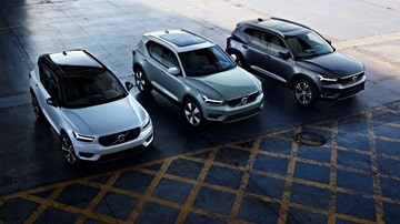 Volvo To Limit Cars To 180km/h Come Year 2020 –Gallery