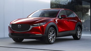 Mazda's Newest Crossover, CX-30, Graces Geneva First