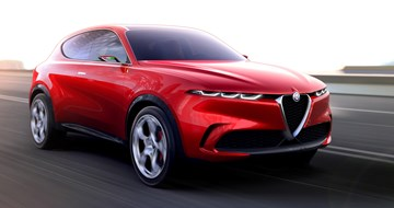 Alfa Romeo Unveils Tonale Concept, A PHEV Crossover