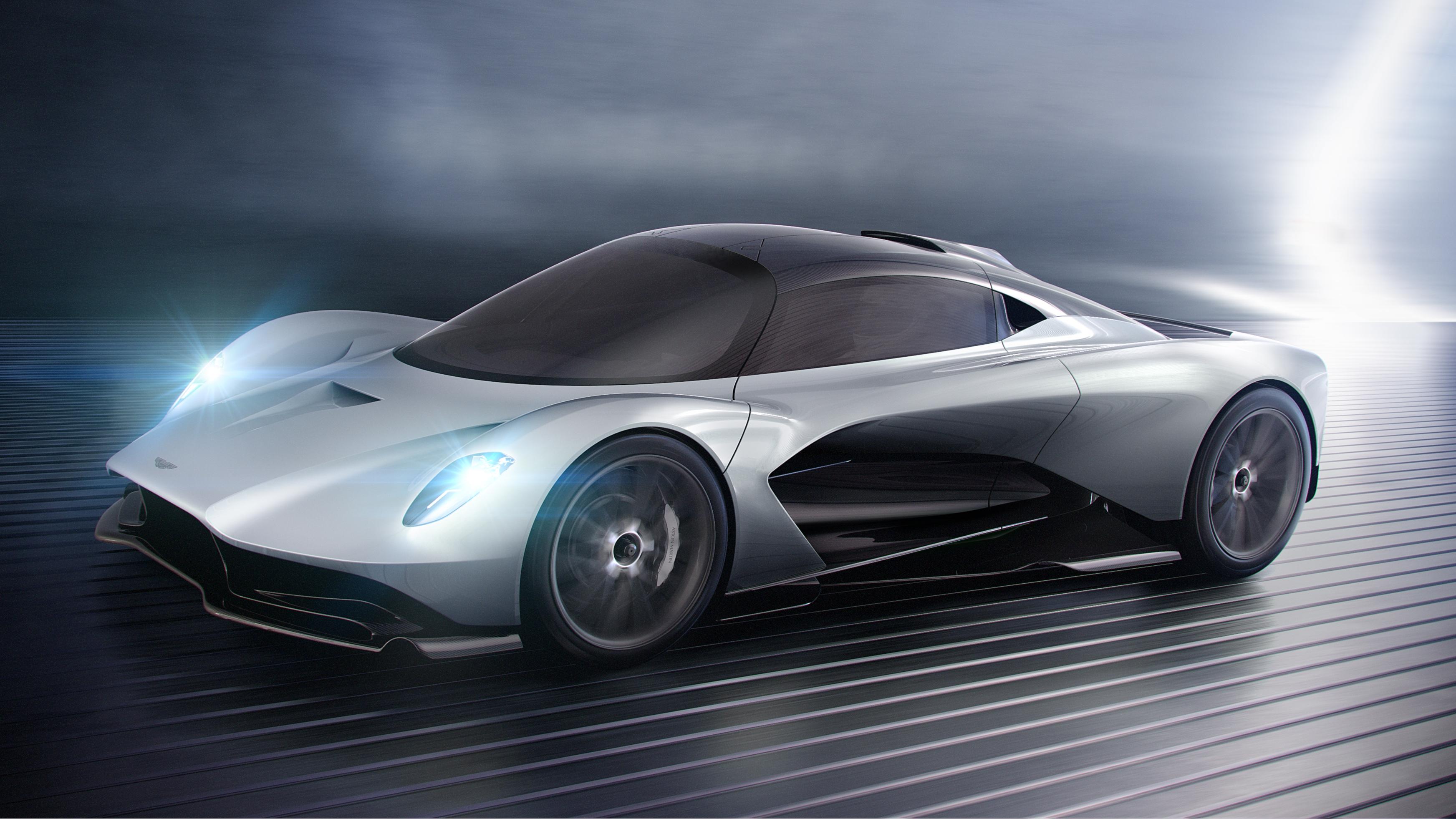 News - Aston Martin Vanquish Returns As Hybrid Supercar