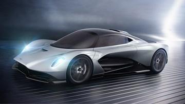 Aston Martin Vanquish Returns As Hybrid Supercar