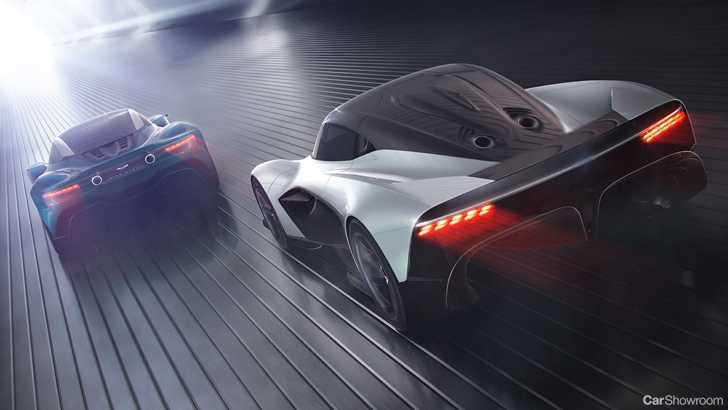 News Aston Martin Vanquish Returns As Hybrid Supercar