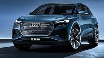 2019 Audi Q4 e-tron Concept – Geneva Motor Show