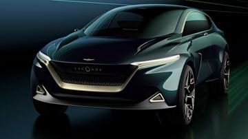 2019 Lagonda All-Terrain Concept – Geneva Motor Show