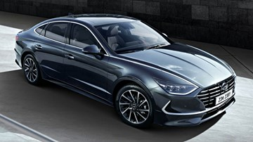 2020 Hyundai Sonata Goes Upmarket & Niche –Gallery