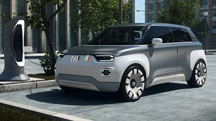 "Fiat Concept Centoventi Is ""Affordable But Cool"" – Gallery"