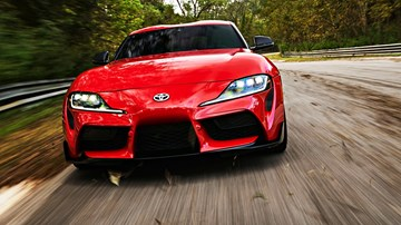 Toyota Supra To Gain GRMN, Targa, 4-Pot Variants Later In Life – Gallery