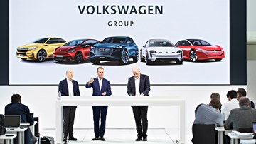 Volkswagen Group Confirms Half-Dozen New Cars For The Year – Gallery