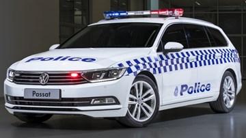 VicPol Adds 250 Volkswagen Passats To The Fleet –Gallery