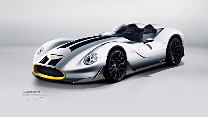 Lister Confirms New Knobbly For Production – Gallery
