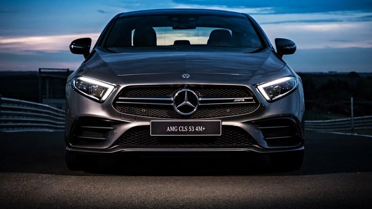 2019 Mercedes-AMG CLS53 4Matic+