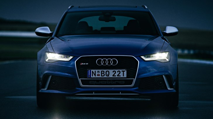 Audi Promises It's Committed To Performance Cars –Gallery