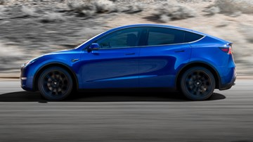 Tesla Unveils The Model Y Crossover, Due In 2020