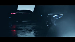 Mercedes-Benz Teases '20 GLC-Coupe –Video