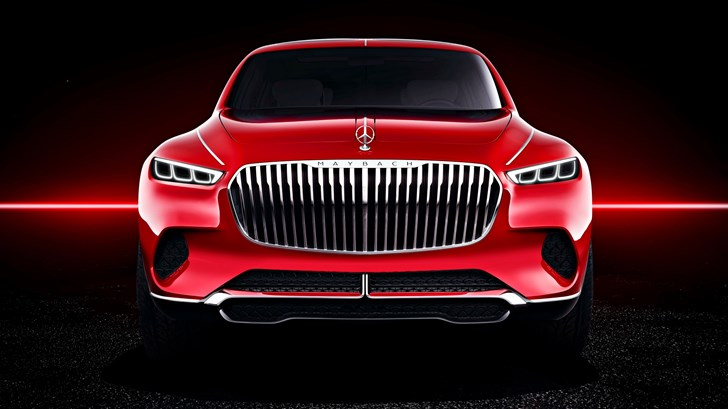 Mercedes-Benz Confirms Maybach GLS Will Be Built In Alabama – Gallery