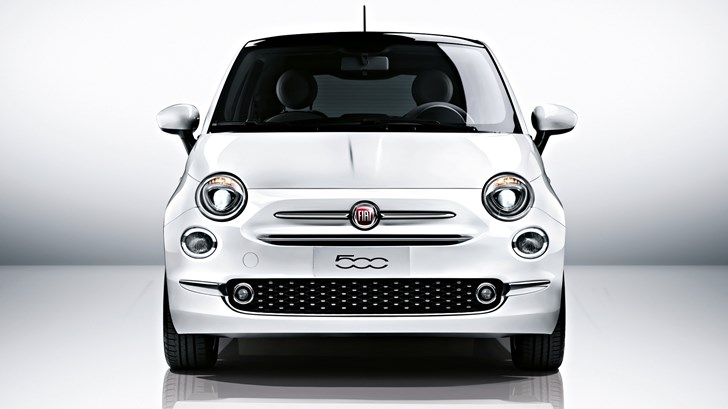 All-New '20 Fiat 500 To Be Electric-Only – Gallery