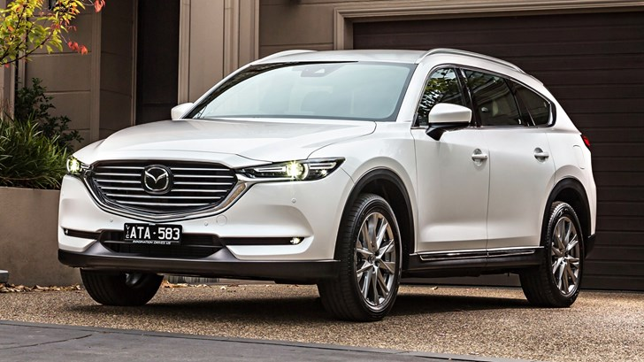'19 Mazda CX-8 Brings Some Changes, And $1k-ish Price Hike – Gallery