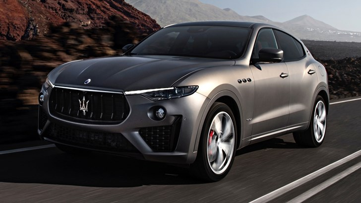 2020 Maserati Levante Vulcano – One of 150