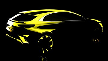 Kia 'XCeed' To Be Revealed Later This Year, But We Won't Get It –Gallery