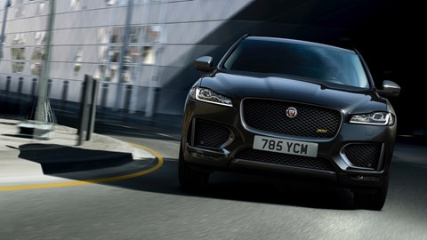 Jaguar Adds '20 F-Pace 300 Sport, Chequered Flag Editions – Gallery