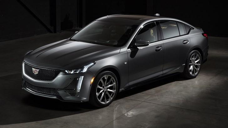 Sleek, Sporty New CT5 May Make You Want A Cadillac