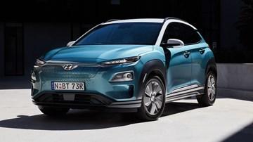 Hyundai Kona Electric Make AU Landfall For $60k