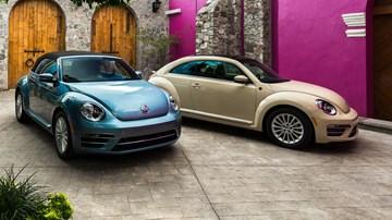 Dead Beetle Walking - VW CEO Confirms 2019 Is Final Year