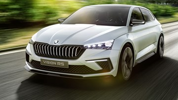 Skoda Is Considering A Scala RS, Of Course – Gallery