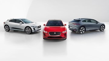 Jaguar J-Pace Due 2021 To Cap Coventry SUV Range –Gallery